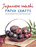 img - for Japanese Washi Paper Crafts book / textbook / text book