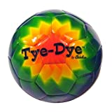 Baden Tye-Dye Size 4 Synthetic Leather Soccer Ball,
