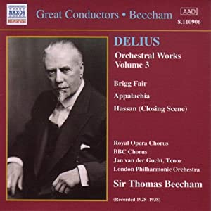 Delius: Orchestral Works, Vol.3