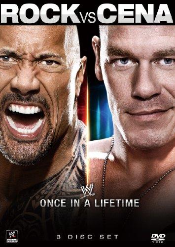 WWE ロックvs.ジョン・シナ-ワンス・イン・ア・ライフタイム [DVD]