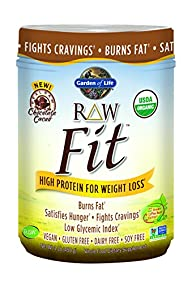 Garden of Life Raw Fit Protein Powder…