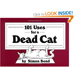 to do with a dead cat