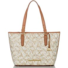 Medium Asher Tote<br>Beige Parker