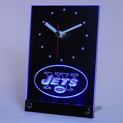 New York Jets Neon Light, Jets Neon Sign, Neon Jets Light