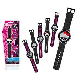 Monster High - reloj musical