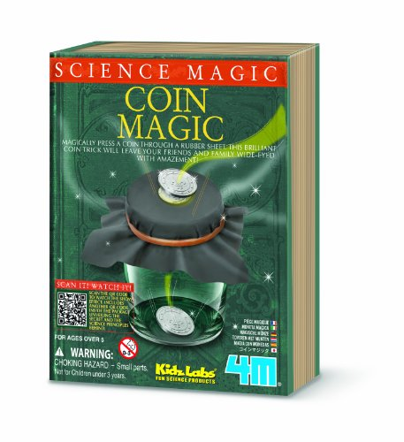4M Science Coin Magic - 1