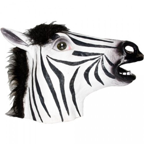 Dillon 18-8600Z Mask Animal Zebra