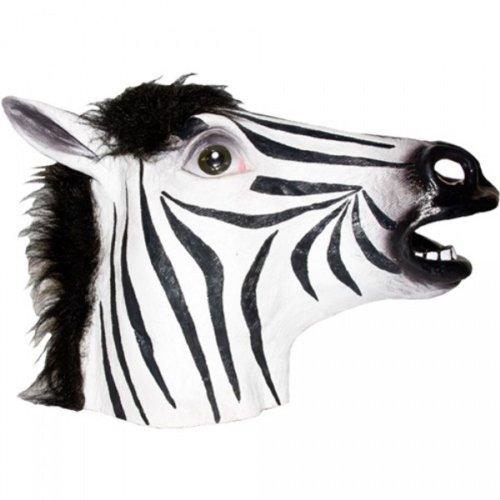 Dillon 18-8600Z Mask Animal Zebra