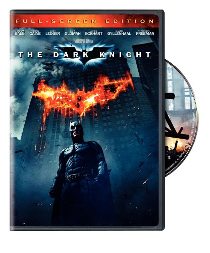 The Dark Knight Full-screen Single-disc Edition at Gotham City Store