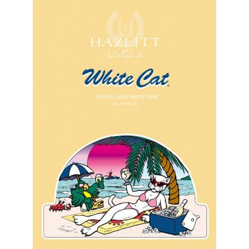 Nv Hazlitt 1852 Vineyards White Cat 750 Ml