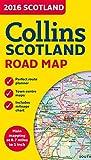 2016 Collins Scotland Road Map