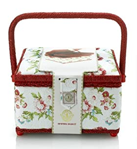 Kirstie Allsopp Sewing Box [T40-5272G-S]