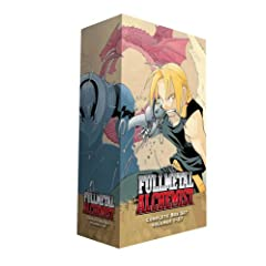 Fullmetal Alchemist Box Set