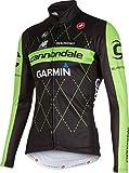 (キャノンデール)Cannondale LA1215 サーマル ジャージ L/S LA1215 LA1215M13LG black/sprint green L