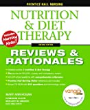 img - for Prentice Hall Reviews & Rationales: Nutrition & Diet Therapy (2nd Edition) book / textbook / text book