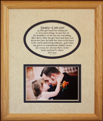 Daddys girl picture frame