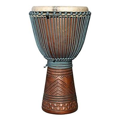 X8 Drums Ramadan Professional Djembe, Large