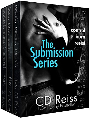 CD Reiss - Control Burn Resist - Books 4-6: Submission Series Bundle #2 (Songs of Submission Bundle)