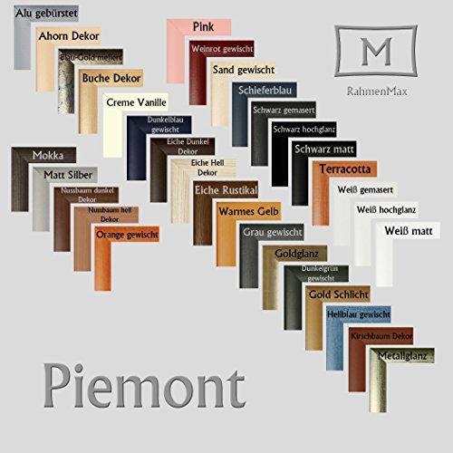 piemont holz werkstoff bilderrahmen 70x100 cm grosse farbauswahl 100x70 cm hier alu geb rstet. Black Bedroom Furniture Sets. Home Design Ideas