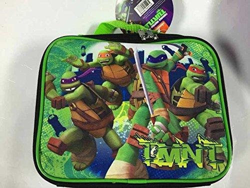 TMNT Teenage Mutant Ninja Turtles Insulated Lunch Bag - Lunch Box - 1