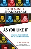 Image of As You Like It: The 30-Minute Shakespeare