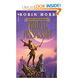 Royal Assassin (The Farseer Trilogy, Book 2) by Robin Hobb, Stephen Youll and John Howe