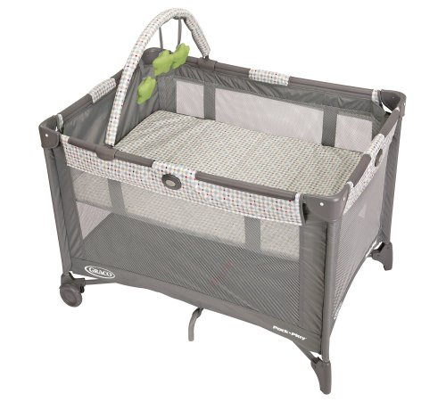 Similar product: Graco Pack 'n Play