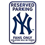 MLB NY Yankees 11-by-17 inch Sign Reviews