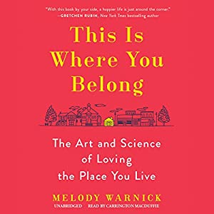 This Is Where You Belong Audiobook