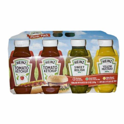 Heinz Picnic Pack 4 Pc