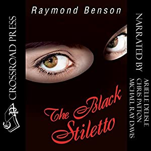The Black Stiletto | [Raymond Benson]