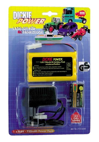 Remote Control Power Pack Charger Set