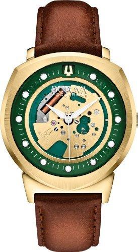 Bulova Accutron II Mens ALPHA Watch, 97A110