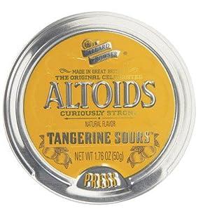 Altoids Tangerine Sours 8 Tins