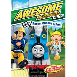 Awesome Adventures 2: Races Chases & Fun