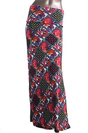 Azules Maxi Skirt - F12 L