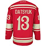 Pavel Datsyuk Detroit Wings 2014 NHL Winter Classic Premier Replica Jersey, Red
