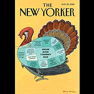 The New Yorker, November 29th 2010 (Lauren Collins, James Wood, George Packer) Periodical