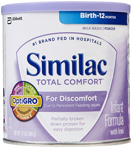 Similac Total Comfort Baby Formula - Powder - 12.5 oz - 6 pk