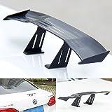 Lumensy Universal Auto Dekorative Kohlefaser Mini Heckspoiler Fl�gel,17cm
