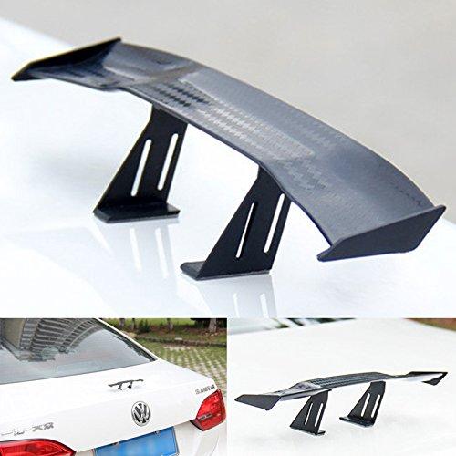 lumensy-17cm-mini-universal-car-decorative-carbon-fiber-rear-wing-spoiler