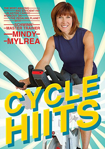 Mindy Mylrea: Cycle Hiits (DVD)