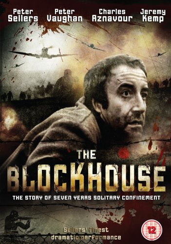 The Blockhouse Cover