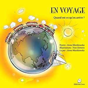 En Voyage (French Edition) Audiobook