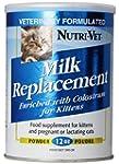 Nutri-Vet Milk Replacement for Kitten...