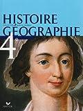 echange, troc Anne Carol, Hélène Lecouvey-Guérin, Jean-Pierre Panouillé, Martin Ivernel, Collectif - Histoire Géographie 4e