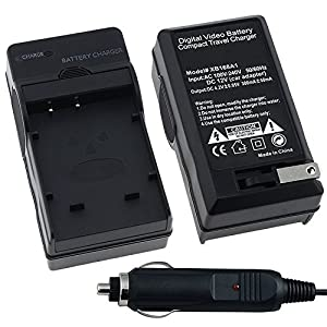 NPBG1 Battery Charger For Sony CyberShot DSC-W220 W290