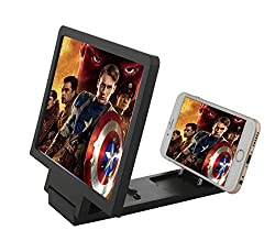 ASCENSION Universal Mobile Phone Analog 3D Video Folding Enlarged Screen Expander Stand for iPhone, Samsung And other Smart Phones