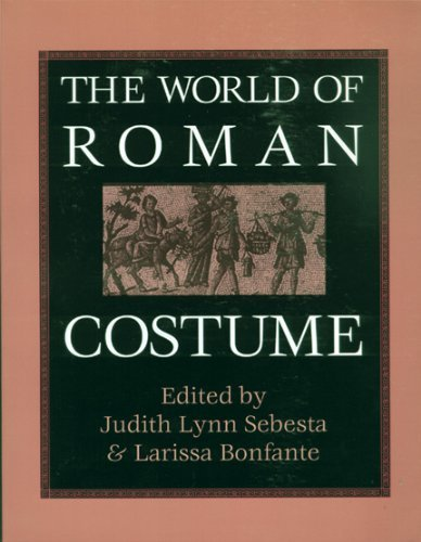 [The World of Roman Costume (Wisconsin Studies in Classics) Paperback August 2, 2001] (Roman Servant Costume)