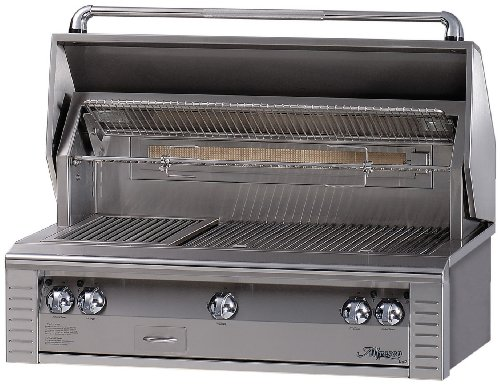 "Alfresco Alfesco 42"" Natural Gas Grill Head Alx2"